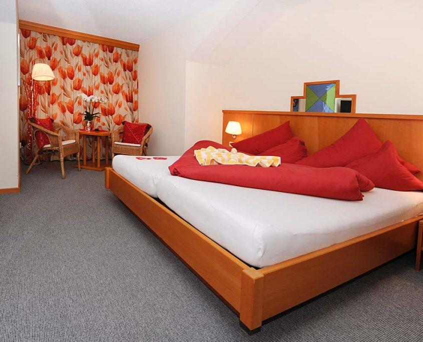 Cosy doubleroom