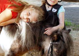 Ponyhof Hueahop Kinder
