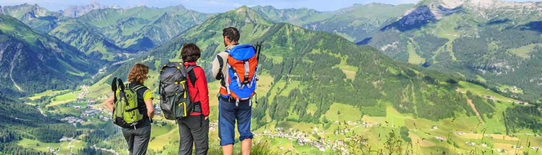 Wandern Montafon