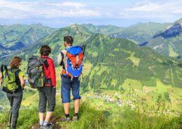Hiking Montafon