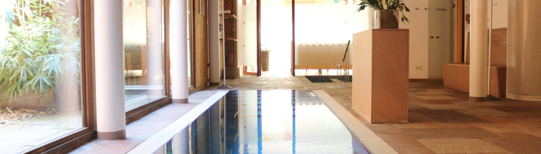 plunge pool Hotel Adler Montafon