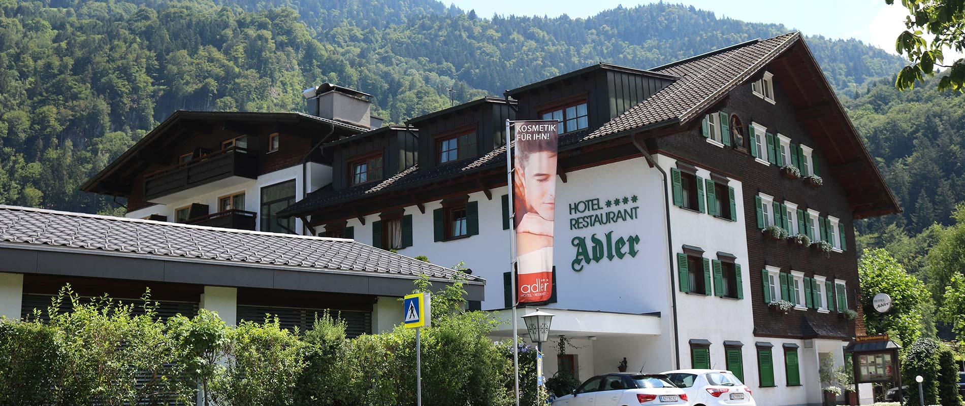 Hotel Adler Montafon Sommer