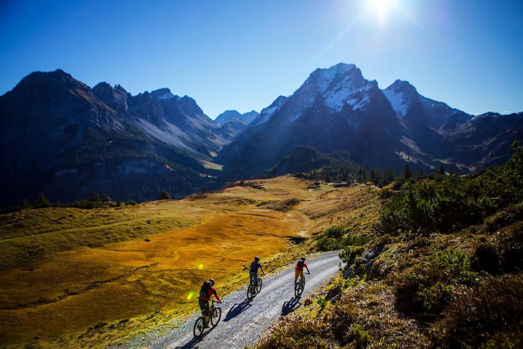 Mountainbike Guide Montafon