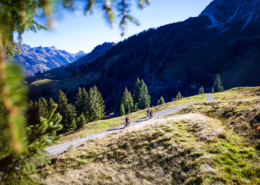 E-Mountainbike Tours Montafon